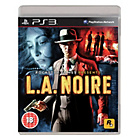 more details on L.A. Noire PS3 Game.