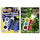 more details on Space Dinosaur Torch Projector Twin Pack.