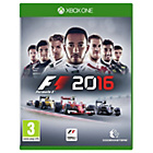 more details on F1 2016 Xbox One Game.