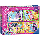 more details on My Little Pony 4x42 Puzzle Bumper Pack.