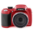 more details on Polaroid IX6038 20MP 60x Zoom Bridge Camera - Red.