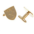 more details on Gold Plated West Ham United Cufflinks.