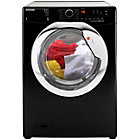 more details on Hoover WDXCC5962B 9KG 1500 Spin Washer Dryer - Black.