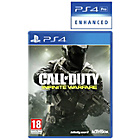 more details on Call of Duty Infinite Warfare PS4 Game