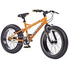 more details on Coyote Fatman 14 Inch All Terrian Bike - Neon Orange
