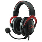 more details on HyperX Cloud II Red Headset.