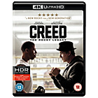 more details on Creed 4K.