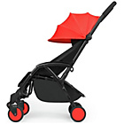 more details on Ickle Bubba Aurora Stroller - Red.
