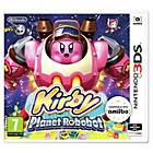 more details on Kirby: Planet Robobot Nintendo 3DS Game.