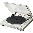 more details on Denon DP-200USB Turntable - Silver.