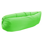 more details on Relaxair Inflatable Sofa - Green.