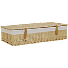 more details on HOME Willow Underbed Chest with Lining.