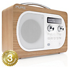 more details on Pure Evoke D4 DAB Radio - Oak.