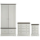 more details on Heart of House Westbury 3 Piece Package - Two Tone Grey.
