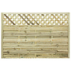 more details on Grange Elite St Malo 1.2m Fence Panel - Pack of 5.