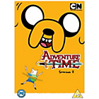 more details on Adventure Time Season 2.