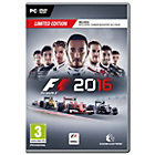 more details on F1 2016 PC Pre-order Game.