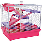 more details on Rosewood Pink/Purple Pico Hamster Cage - X Large.