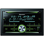 more details on Pioneer FH-X730BT Double Din Car Stereo.