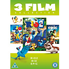 more details on Rio/Rio 2/Epic Triple Pack.