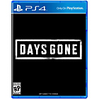 more details on Days Gone PS4 Preorder Game.