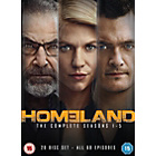 more details on Homeland Season 1-5 DVD Collection.