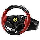more details on Farrari Legend Edition Racing Wheel for PC and PS3 - Red.