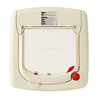 more details on PetSafe® Staywell® Deluxe Infra-red Cat Flap - White.
