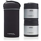 more details on Jane Stainless Steel Thermal Food Flask 2x 500cc