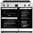 more details on Belling Cookcentre 90Ei Electric Range Cooker - St Steel.