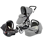 more details on Baby Elegance Beep Twist Travel System - Grey.