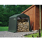 Shelter Logic Peak Style Storage Shed - 8 x 8ft