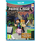 more details on Minecraft Wii U Game.