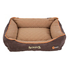 more details on Scruffs Thermal Medium Box Bed - Brown.