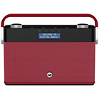 more details on Acoustic Solutions DAB Radio - Red.