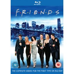 Friends The Complete Season 1-10 (Blu-ray)