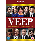 more details on Veep Series 1-4.