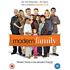 more details on Modern Family Season 1-6 DVD.