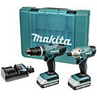 more details on Makita 18v G Series Combi Drill - Twin Pack.