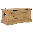 more details on Collection Puerto Rico Pine Storage Chest - Light Finish.
