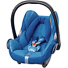 more details on Maxi Cosi GR 0 Carseat - Watercolour Blue.