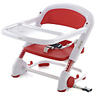 more details on Jane Booster High Chair - Red.