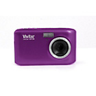 more details on Vivitar XX128 20MP 4x Zoom Camera - Purple.