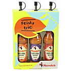 more details on Nandos 3 Sauce Drizzler Gift Set.