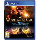 more details on Worlds of Magic Planar Conquest PS4 Game.