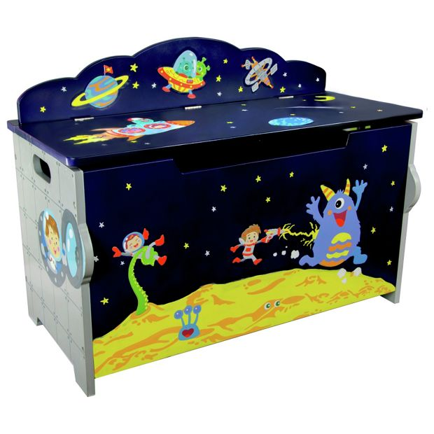 buy fantasy fields outer space toy chest at. Black Bedroom Furniture Sets. Home Design Ideas