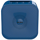 more details on Alba Bluetooth DAB Radio - Blue.