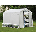 more details on Shelter Logic Peak Style Greenhouse - 8 x 8ft.