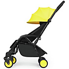 more details on Ickle Bubba Aurora Stroller - Yellow.