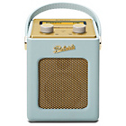 more details on Roberts Revival Mini DAB Radio - Duck Egg.